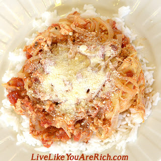 Chicken Cacciatore Slow Cooker.