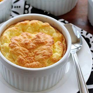 Easy Cheese Soufflé a la Julia Child