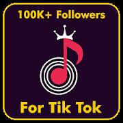Tik-Tok Fans Follower: likes for musically-Hashtag