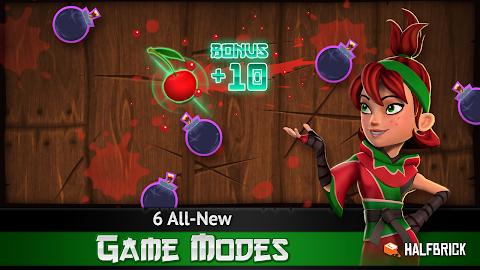 Fruit Ninja Free Screenshot 13