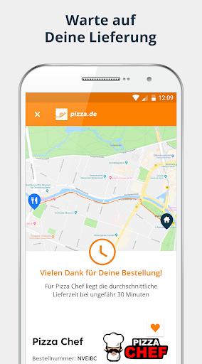 pizza.de | Food Delivery  screenshots 3