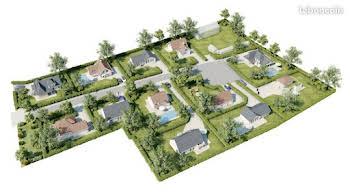 Terrain à bâtir 840 m2