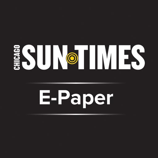 Chicago Sun-Times: E-Paper LOGO-APP點子