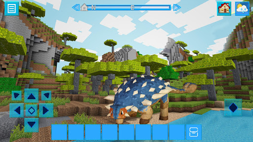 DinoCraft Survive & Craft Pocket Edition  screenshots 16