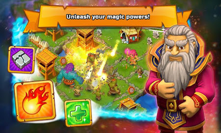 Clash of Islands: Lost Clans 1.12 screenshot 97098