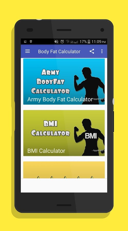 Body Fat Calculator  Android Apps On Google Play
