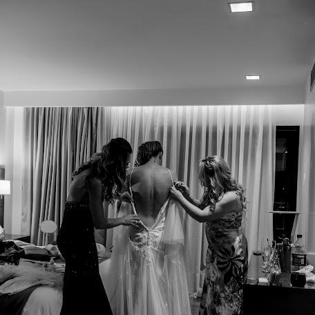 Fotógrafo de bodas Andrea Anchelevich (andreanchelevic). Foto del 31.10.2017