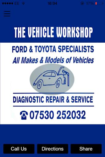 The Vehicle Workshop