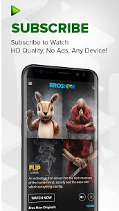Eros Now – Watch online movies, Music & Originals App Download For Android and iPhone 6
