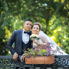 Wedding photographer Ekaterina Yumasheva (yumasheva). Photo of 06.01.2017