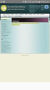 Sidho Kanho Birsha University - náhled