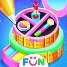 Makeup Kit Comfy Cakes - Fun Games for Girls