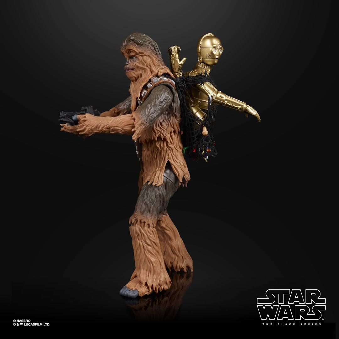 Star Wars The Black Series-Luke Skywalker 3.75 IN Figure environ 9.52 cm