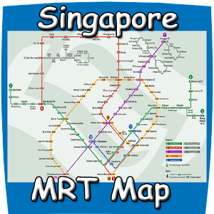 Singapore MRT Map 2015   FREE Android app market