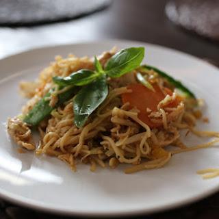 Drunken Noodles (Pad Kee Mow)