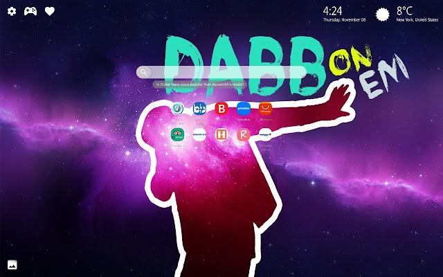 Dab Meme HD Wallpaper & 4K Background New Tab