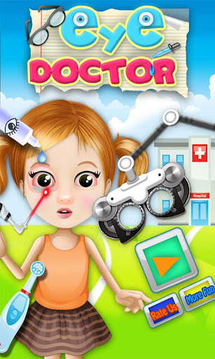 Eye Surgery Doctor Simulator