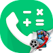 Dialer + Calc Vault - Hide Photo, Video & Contact