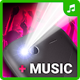 Music Strobe Light - bicycle lights apk