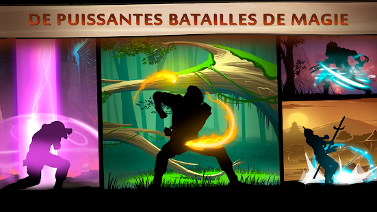 Shadow Fight 2 Capture d'écran