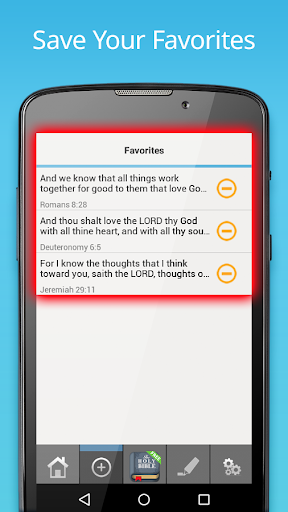 King James Bible (KJV) Free screenshot