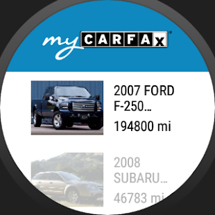 FREE Car Maintenance myCARFAX- screenshot thumbnail