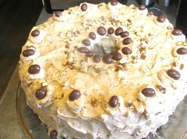 Frangelico Black Walnt Sour Crm Pound Cake Supreme Recipe