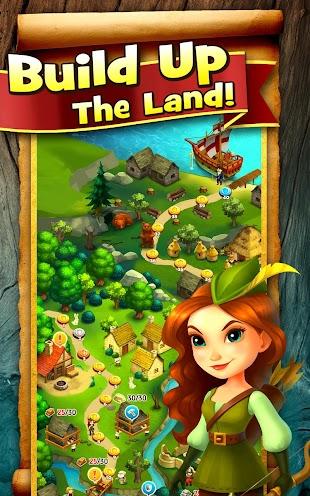 Robin Hood Legends- screenshot thumbnail