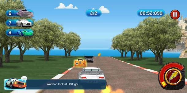 Lightning Speed Car Racing 6