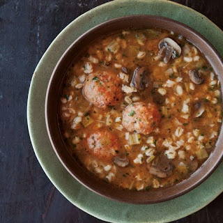 Chicken Leek And Pearl Barley Soup Recipes
