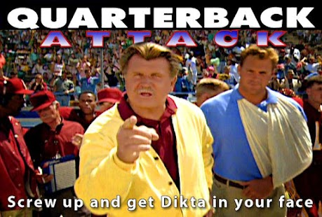 Quarterback Attack- screenshot thumbnail