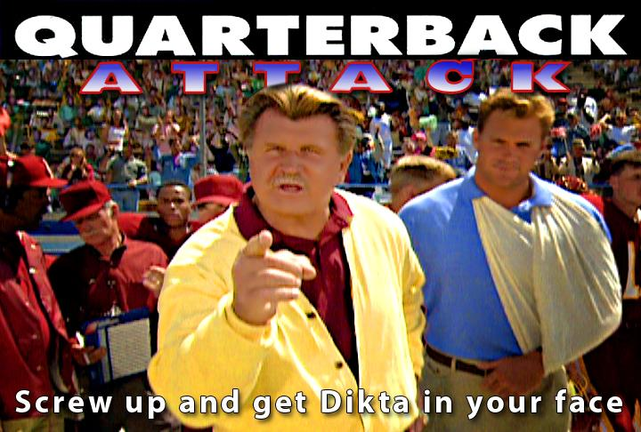 Quarterback Attack- screenshot