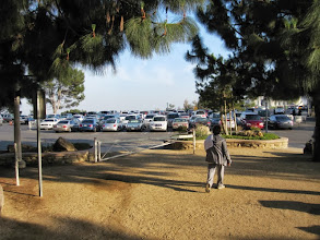 Photo: Charlie Turner Trailhead - Arriving at the observatory parking lot