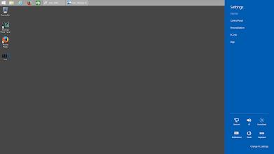 Photo: Windows 8.1 Update 1 Settings Snap  CZ: ...a jednou jsi nahoře/navrchu. http://goo.gl/lVSmnY  /  EN: ...and sometimes you're up/on top. http://goo.gl/lVSmnY