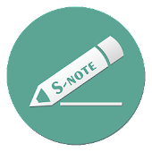 S-Note (Simple Notepad)
