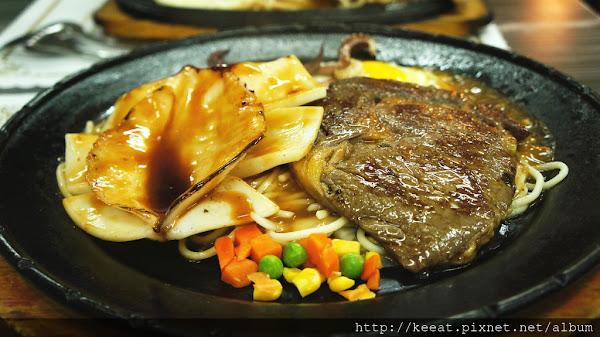 宜蘭來的平價牛排 還有附懷念的酥皮濃湯哦-香和牛排(台北分店)@捷運中山站@台北車站