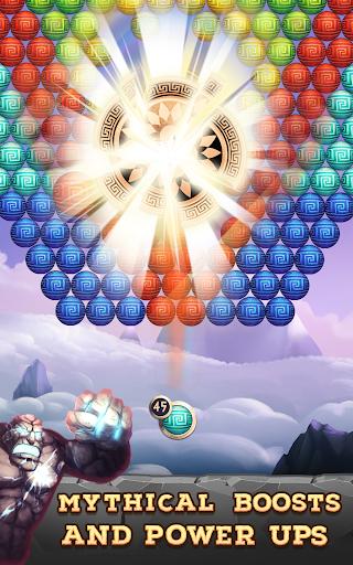 Bubble Shooter Titan