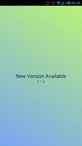 New Version Available 2.0.85-1643 screenshots 2
