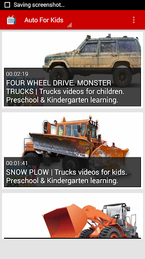 Automobiles For Kids TV
