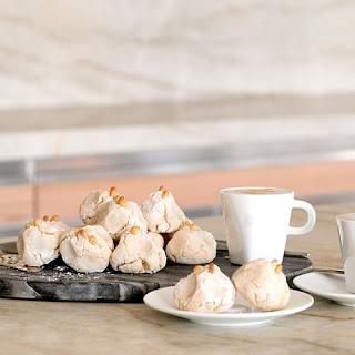 Josh Emett'S Almond and Pignoli Cookies Recipe