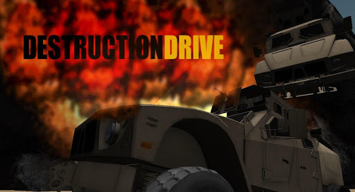 Destruction Drive War Shooter