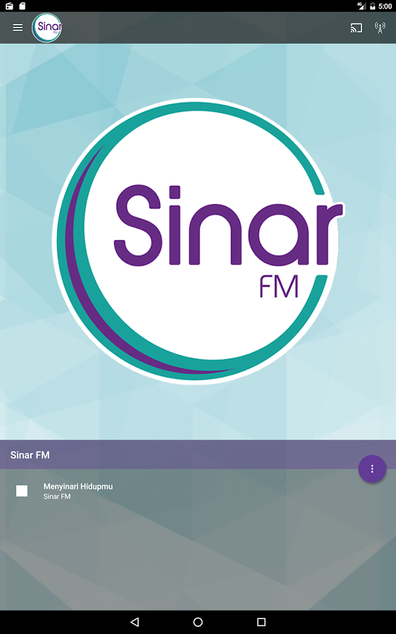 SINAR- screenshot