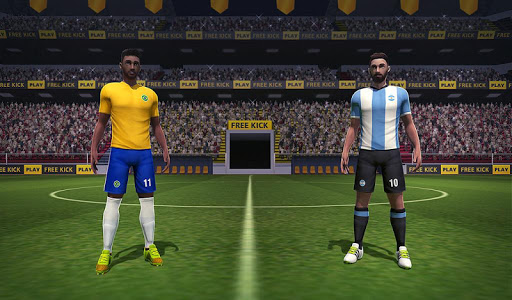 SOCCER FREE KICK WORLD CUP 17  screenshots 11