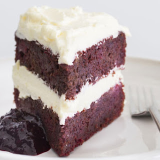 Beet And Berry Spice Cake