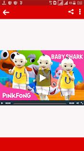Baby Shark Dance Joget Badut Lucu - náhled
