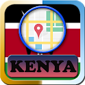 Kenya Maps And Direction icon