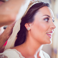 Wedding photographer Amanda Gómez Carruthers (efeunoocho). Photo of 02.01.2016