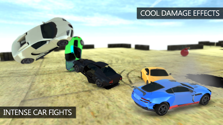 Car Demolition Simulator- screenshot thumbnail