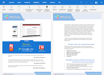 OfficeSuite + PDF Editor 9