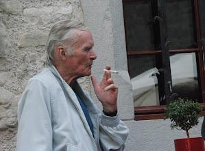 Photo: 069 - abseits, natürlich beim Rauchen